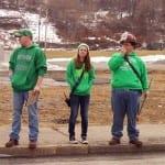 Southwestern PA Emerald Society, parade sponsors