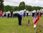Honoring the deceased